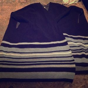 Great sweater type loose vest